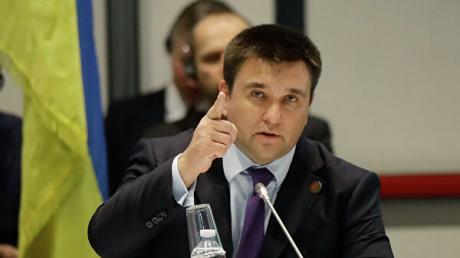 Три условия, как можно вернуть Донбасс и Крым: Климкин назвал, что нужно сделать Украине