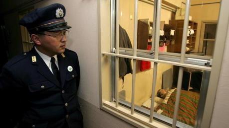 В Японии после долгого перерыва казнили осужденных