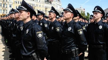 Полтысячи патрульных полицейских заступили на службу в Запорожье