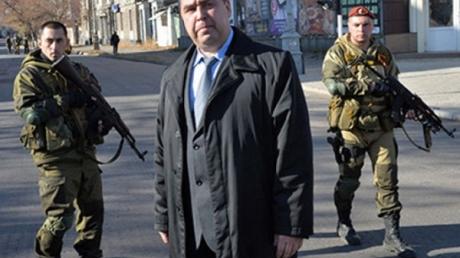 луганск, захват, недвижимость, охрана, плотницкий