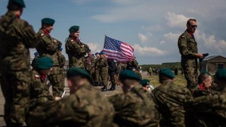 База США в Польше: Беларусь испугалась выдуманной угрозы НАТО