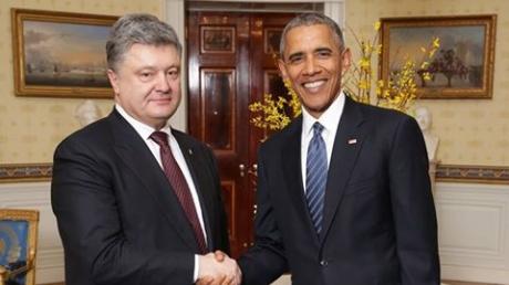 Порошенко: после смены правительства Киев получит от США миллиард кредитных гарантий