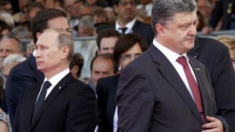Украина, Россия, Нормандская четверка, переговоры, Путин, Порошенко, Меркель.
