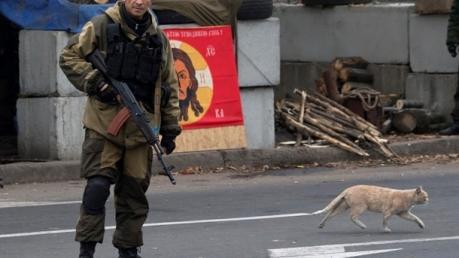 Полиция ДНР задержала пятерых боевиков из Южной Осетии из-за неподчинения руководству, - Тымчук