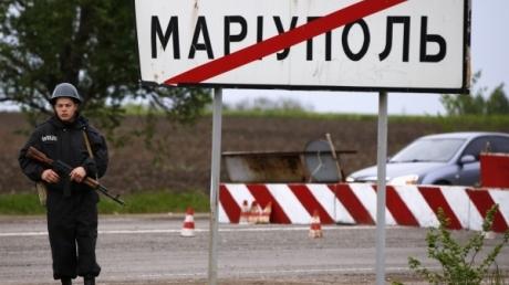 """Сектор """"М"""": под Мариуполем режим перемирия соблюдается"""