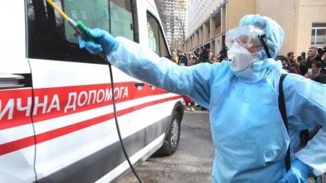 В Киеве из больницы сбежала женщина, инфицированная коронавирусом