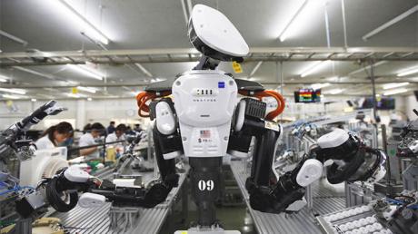 Южная Корея успешно разрабатывает боевых роботов для войн будущего