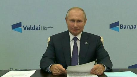 """Путин на фоне разгрома Армении в Карабахе высказался о конфликте с Турцией: """"Россия ничего не опасается"""""""