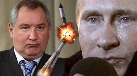 маск, космос, россия, роскосмос, рогозин, путин, провал, протон, ракеты