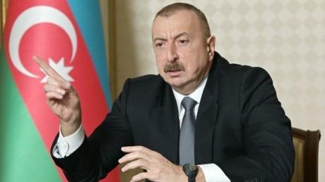 "Алиев выставил условие Армении перед решающими переговорами по Карабаху: ""Первый этап военные практически завершили"""