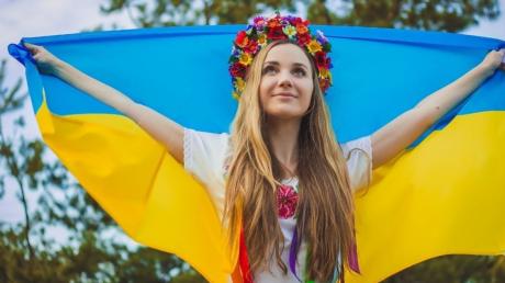 Украина, политика, киев, мероприятия, день независимости, зеленский