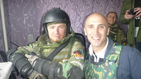 СМИ: МИД Великобритании возмущен поведением Грэма Филлипса в Донбассе