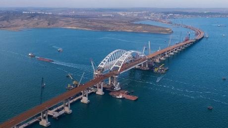 крымский мост, новости, СНБО, МинВОТ,санкции, Украина, Крым