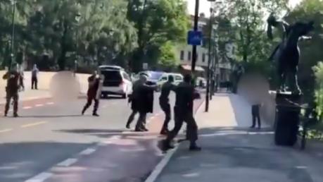россия, осло, теракт, игил, криминал, полиция