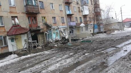 Ситуация в Дебальцево - новости, хроника событий онлайн – 21.02.2015