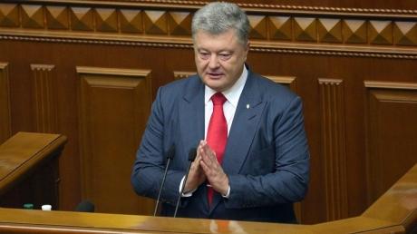 Президент Украины Порошенко пообещал дать отпор Кремлю у берегов Азовского моря