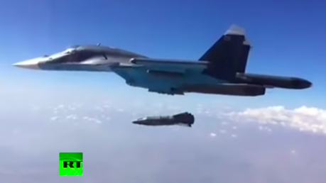 сирия, война, удар, авиабомба, россия, скандал
