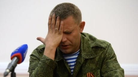 """Главарь """"ДНР"""" Захарченко заговорил об окончании войны в Донбассе: """"Надеюсь, что в этом году, но не факт"""""""