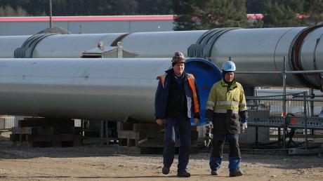 """Прокладка """"Северного потока 2"""": Дания вынесла новое решение по трубопроводу"""