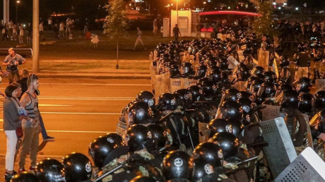 В Минске травмировано боле 200 протестующих – медики призывают остановить кровопролитие
