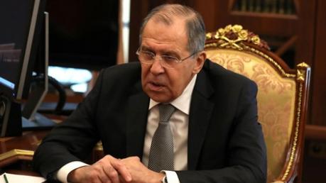 """Лавров снова """"брызнул желчью"""" в адрес США - не понравились планы американцев ввести против России новые санкции"""