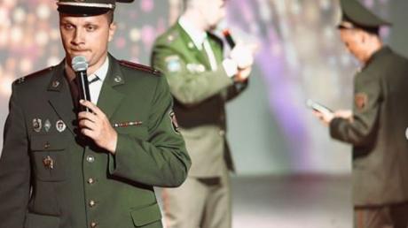 """С канала """"Беларусь 1"""" ушел ведущий военной программы Владимир Бурко: """"Опомнитесь"""""""