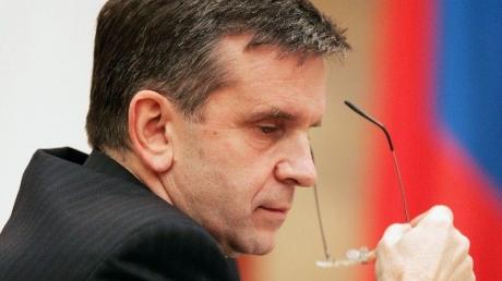 Посол РФ в Украине Зурабов прибыл в Минск на переговоры по урегулированию украинского конфликта