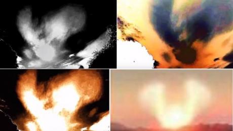 апокалипсис, нибиру, космос, земля