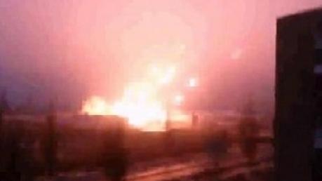 СМИ: В Харькове около полуночи произошел взрыв