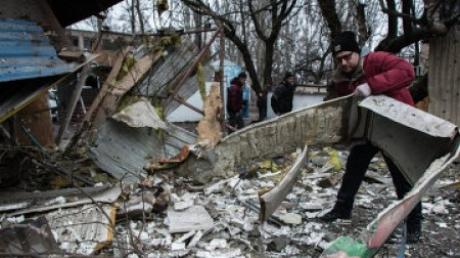 При обстрелах Авдеевки и Дзержинска погибли три мирных жителя, - МВД