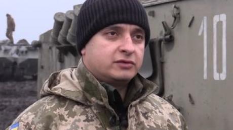 Стельмах: за день позиции силовиков были обстреляны семь раз