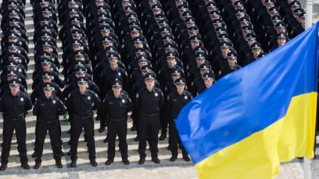 Многотысячные отряды украинских полицейских готовы предотвратить любые провокации в праздничные дни - МВД