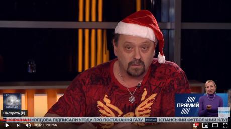 Поярков обещает выпороть Зеленского розгами: художник нахамил президенту в прямом эфире - видео