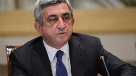 Саргясян: Армения не собирается признавать независимость Нагорного-Карабаха