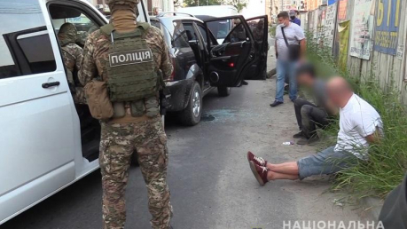 Киев, банда, полиция, сейф, ценности, фото