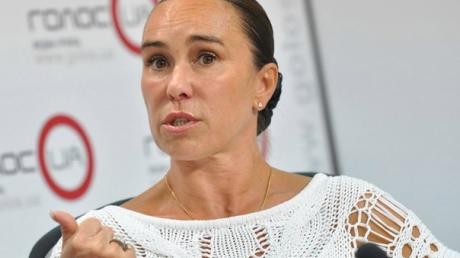 Большой скандал в украинском спорте: Стелла Захарова отказалась от господдержки своего турнира из-за министра Жданова
