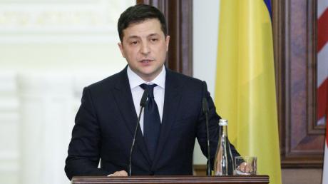 Зеленский, Пресс-конференция, Выступление, СМИ.