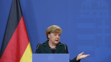 Завтра Ангела Меркель прибудет в Вашингтон для консультаций по Донбассу