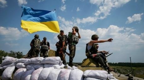 Украина, Россия, война на Донбассе, АТО, обстрелы, Минские соглашения, Авдеевка