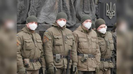 Украина, Опрос, ЧП, Карантин, Коронавирус.