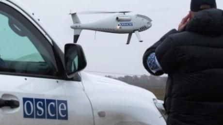 ОБСЕ: подтвердить заявления ЛНР об отводе вооружения мы не можем