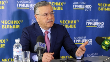 """Гриценко сделал громкое заявление о Зеленском - """"Да, он мне сам об этом сказал"""""""