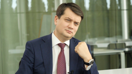 Украина, Слуга народа, Портнов, Разумков, Политика.