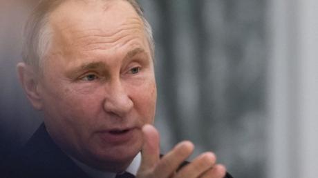 путин, оружие, россия, украина, война на донбассе