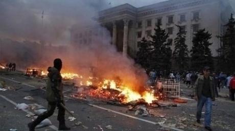 Об одесской трагедии 2 мая еще помнят народные депутаты