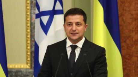 Зеленский в Израиле: стало известно, чем займется президент