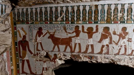 В Египте обнаружили гробницу возрастом 3,5 тысячи лет