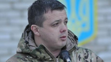 """Семен Семенченко уходит из батальона """"Донбасс"""""""