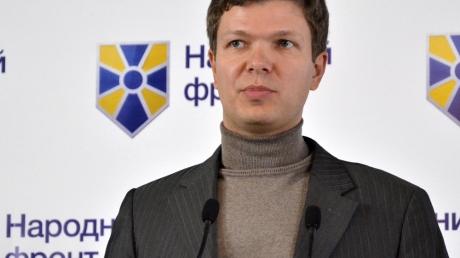 В состав Конституционной комиссии от НФ войдет нардеп Емец