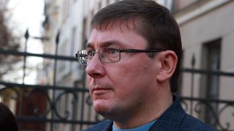 Луценко: меня не интересует фамилия премьер-министра, я никогда не оскорблял Яценюка